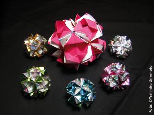 origami kusudama_flyer_leve