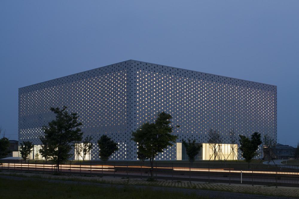 Umimirai, na foto de Satoshi Asakawa, Coleacanth K&A Architects