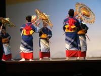 鳥取県人会しゃんしゃん傘踊り