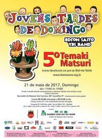 5º Temaki Matsuri do Ikoi no Sono